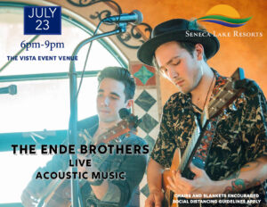 Ende Brothers July 23