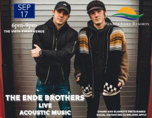 Ende Brothers Sep 17