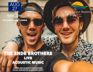 Ende Brothers Aug 27
