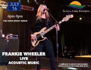 Frankie July 16