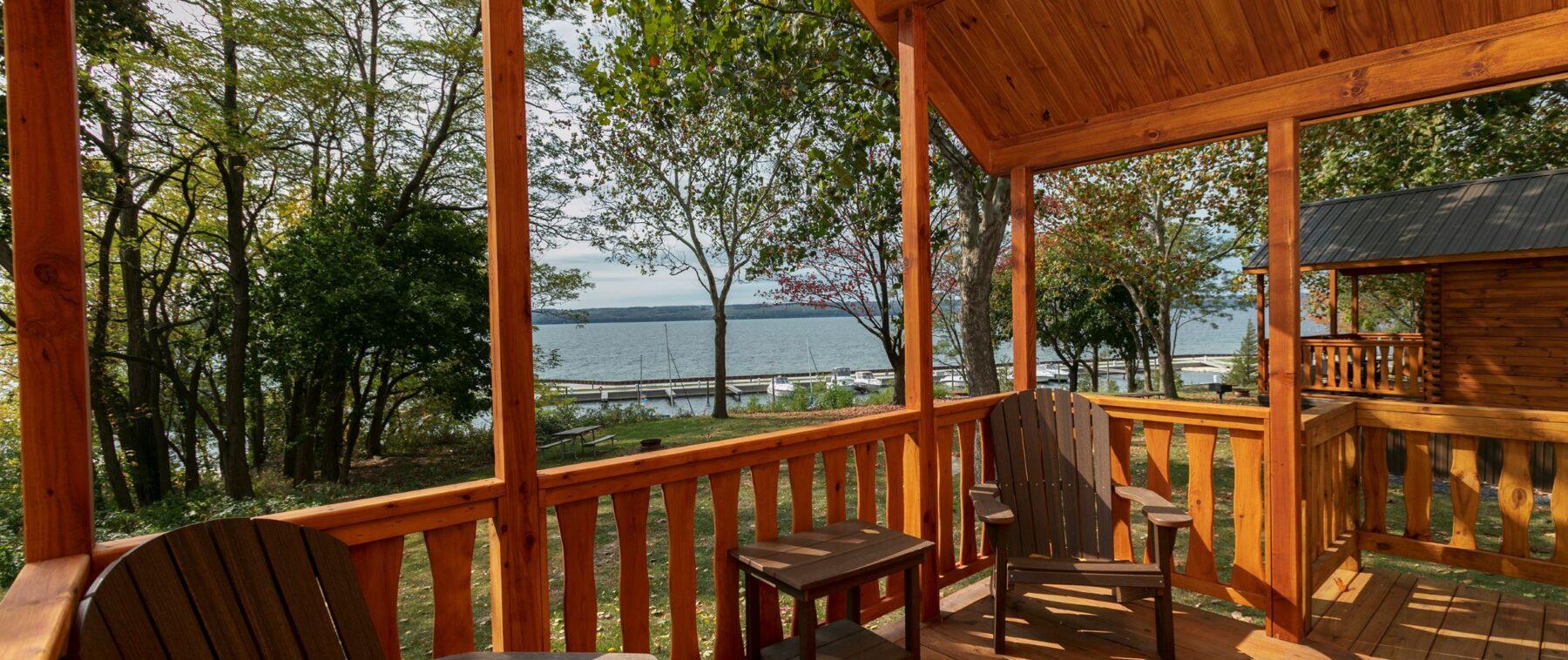 Medium Porch View