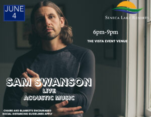 Sam Swanson June 4
