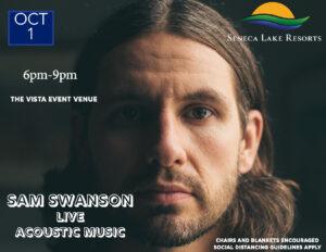 Sam Swanson Oct 1