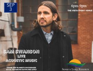 Sam Swanson Sep 3