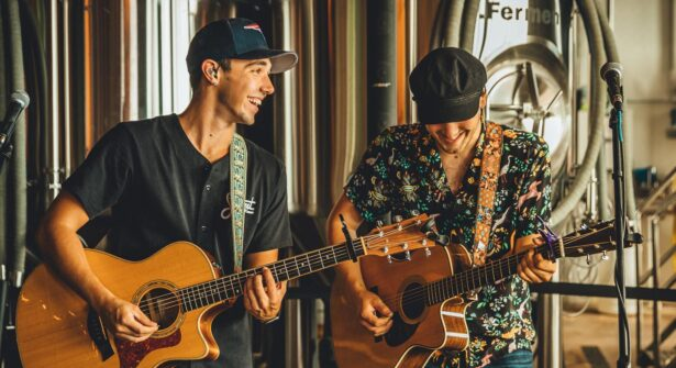 July 23rd: Live at The Vista with The Ende Brothers