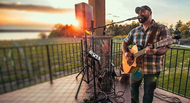 September 10th: Live at The Vista with Nate Michaels