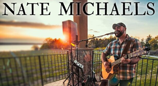 July 9th: Live at The Vista with Nate Michaels