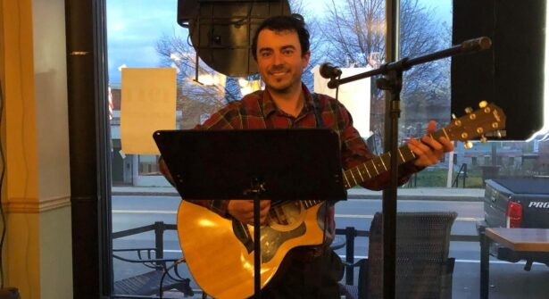 August 13th: Live at The Vista with Phil LeBrun
