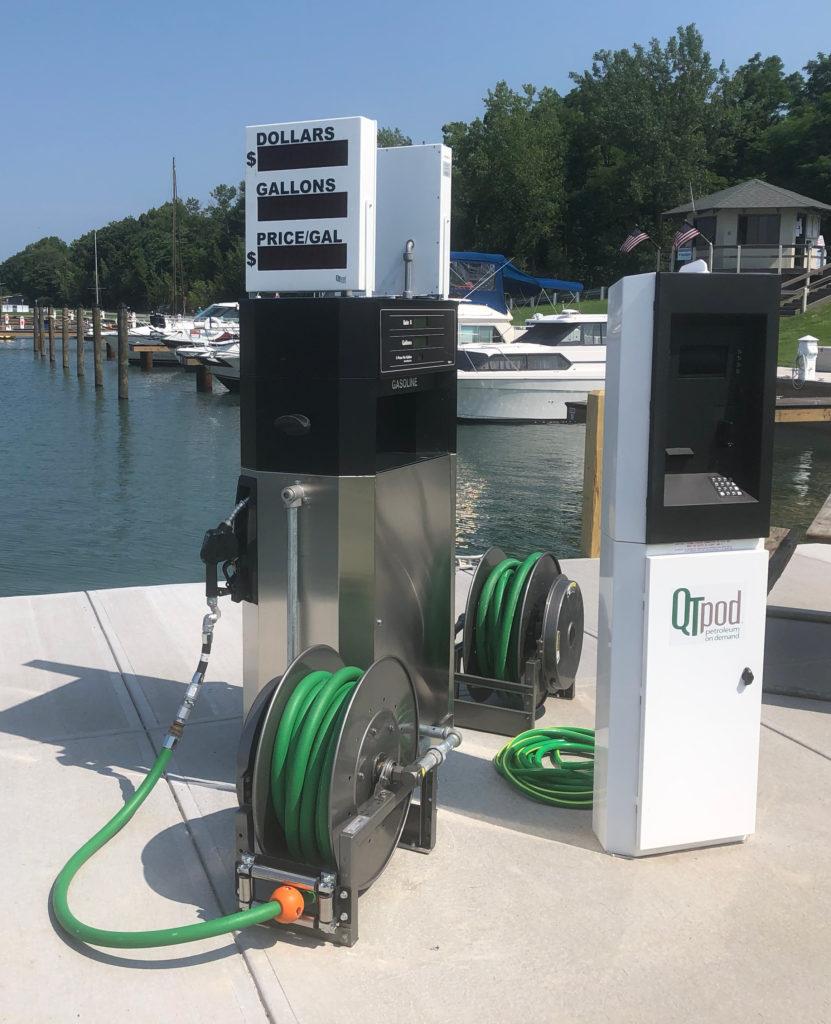 Samsen Marina Qt Pod Petroleum Gas Pump
