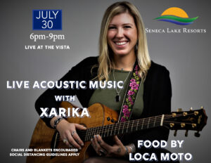 Xarika July 30th